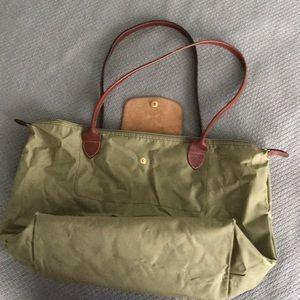 Very worn longchamp bag